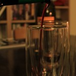 Holundersirup - anleitung - Sirup trinken